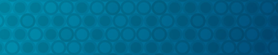 Decorative pattern - Small Circles - Blue