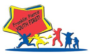 Franklin Pierce Prevention Coaliton Youth First logo color