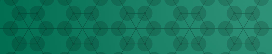 Decorative pattern - Network - Green