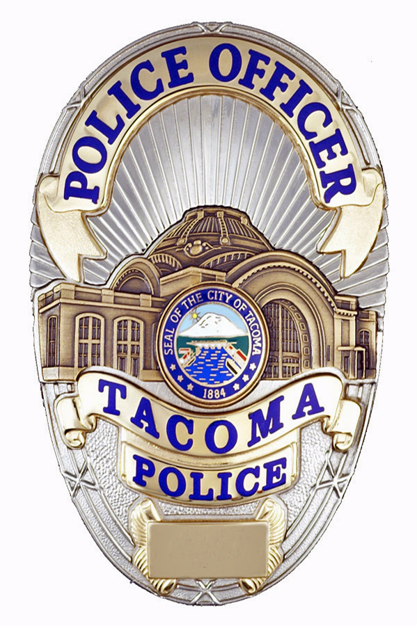 Tacoma Police Department logo