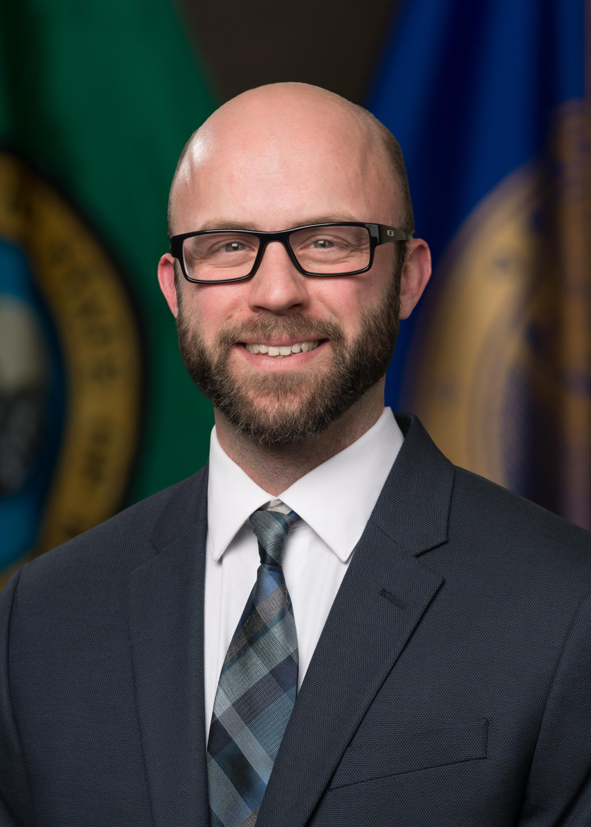 Photo of Council Member Chris Beale