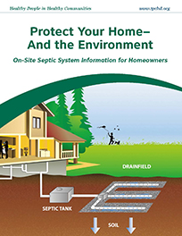 Septic systems: on-site