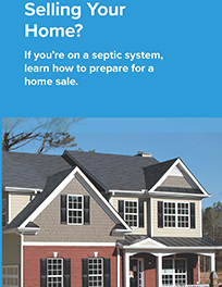 On-site septic information for homeowners