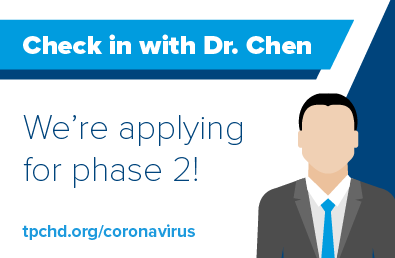 Check in with Dr. Chen; We